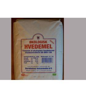Bornholmsk Valsemølle Økologisk hvedemel ekstra 12,5 kg