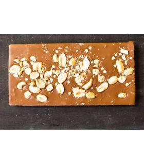 Svaneke chokoladeri plade salt peanut lys 33%