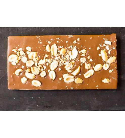 Svaneke chokoladeri plade peanut lys 33%
