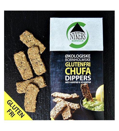 Nykers Økologiske glutenfri chufa dippers