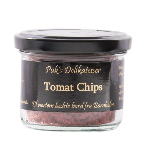 Puks delikatesser Tomat chips