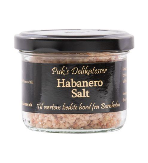 Puks delikatesser Habanero salt