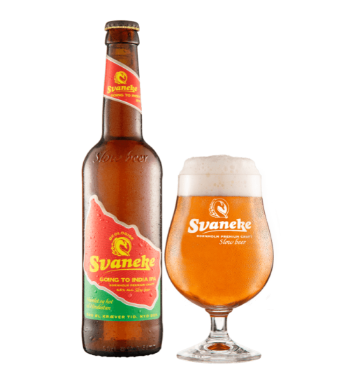 Svaneke Bryghus Going To India IPA