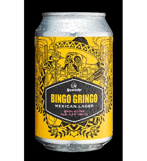 Svaneke Bryghus Økologisk Bingo Gringo Mexican Lager