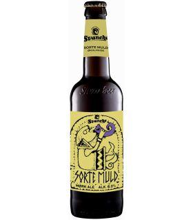 Svaneke Bryghus Økologisk Sorte muld 20 års jubilæums øl, 50 cl