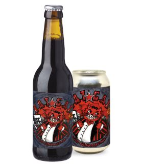 Beer Here FAT CAT Red Ale 330 ml