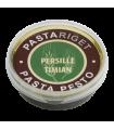 Pastariget Pasta pesto med persille timian