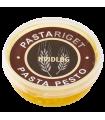 Pastariget Pasta pesto med hvidløg