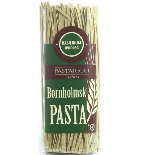 Pastariget Pasta basilikum & hvidløg 230 gr.