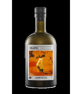 Snaps Bornholm № 4 Limited Edition Abrikos snaps