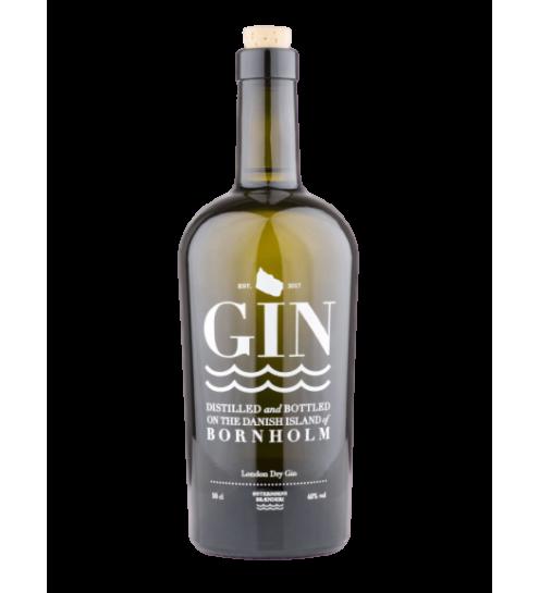 Østersøens Brænderi London dry gin 50 cl.