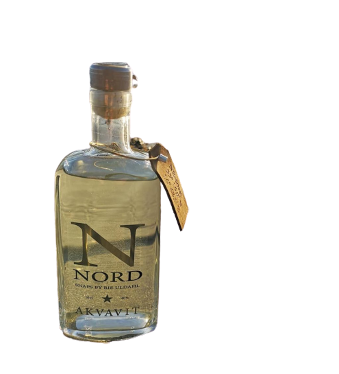 Nord Snaps Akvavit 40% 50 cl.