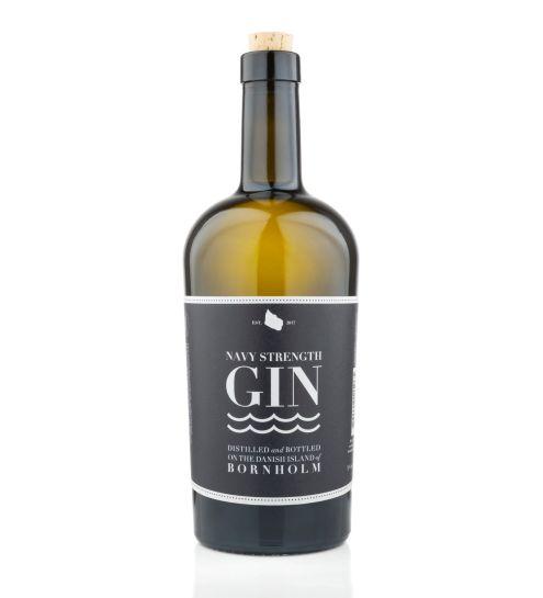 Østersøens Brænderi Navy Strength gin 50 cl.