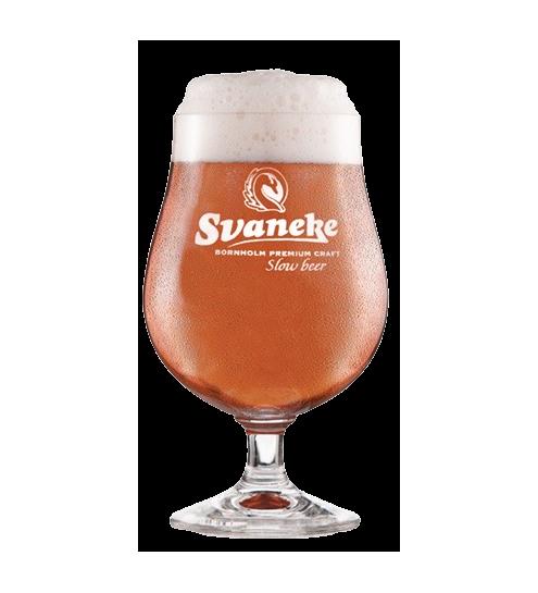 Svaneke Bryghus Ballon ølglas 0,30 cl , 1 stk.