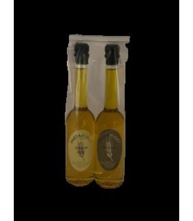 Gaveæske med 2 stk. Olier fra Pastariget, trøffel og citron