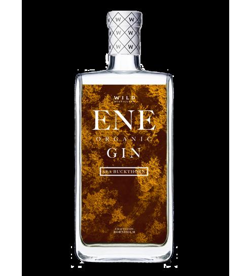 WILD Distillery Ene Organic Gin Havtorn 70 cl 40%