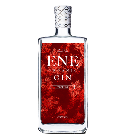 WILD Distillery ENE Organic Gin Tomat 70 cl 40%