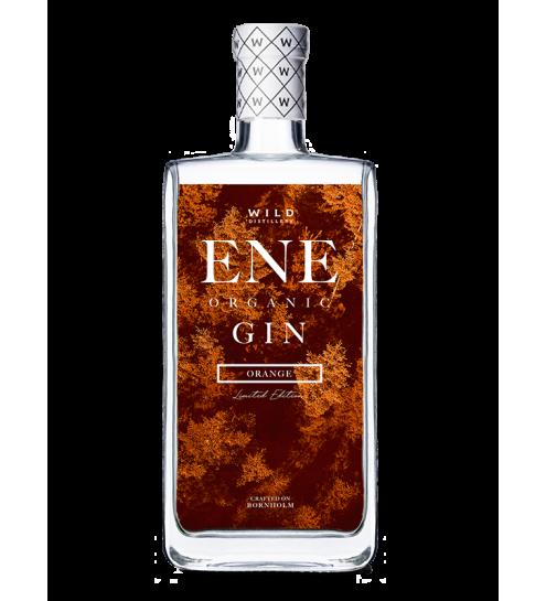 WILD Distillery Ene Organic Gin Orange LTE 70 cl 40%