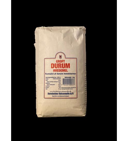 Bornholmsk Valsemølle Durum fuldkorn 1 kg