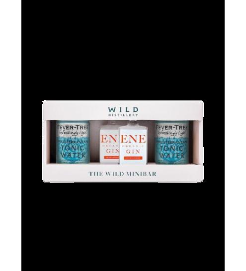 WILD Distillery Minibar Sea Buckthorn med Tonic