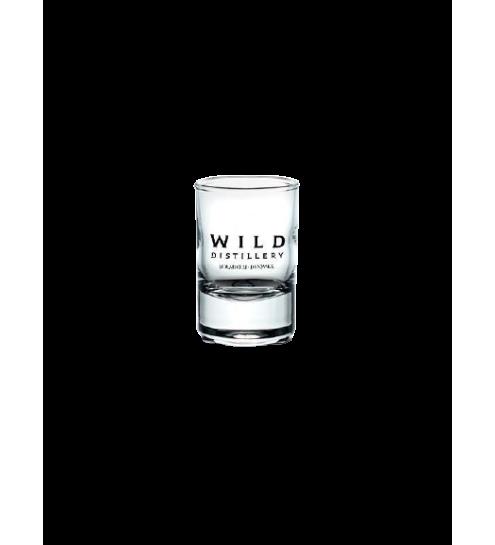WILD Distillery Shot glas 6 cl.