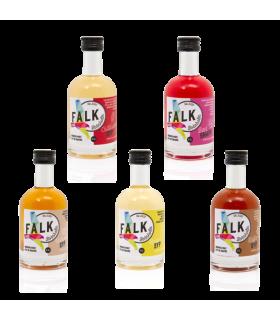FALK Bornholm Mini syp og snaps 1 stk. 5cl. flaske