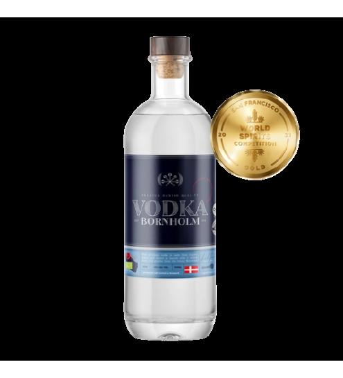 Vodka Bornholm Økologisk Vodka 70cl. 40%