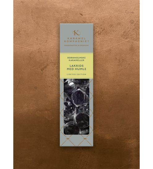 Karamel kompagniet Lakrids med humle - Limited edition