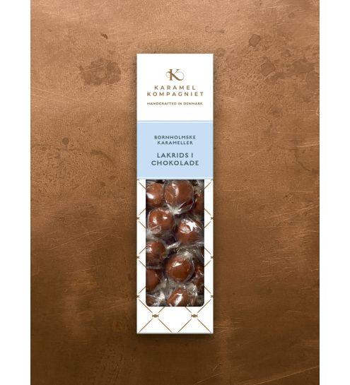 Karamel kompagniet Lakrids i Chokolade