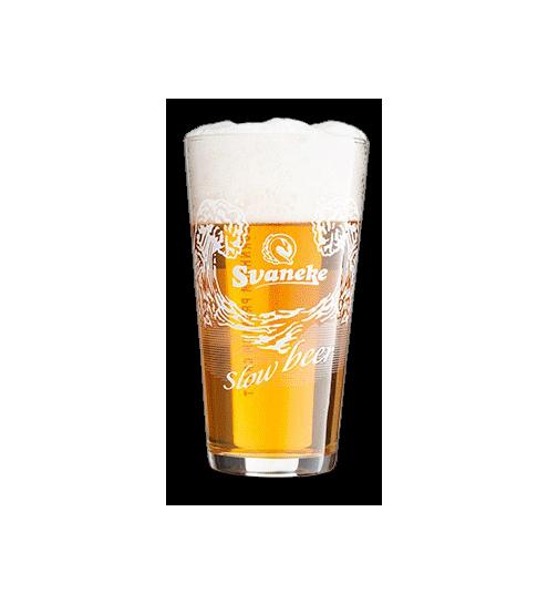 Svaneke Bryghus ølglas 47 cl.