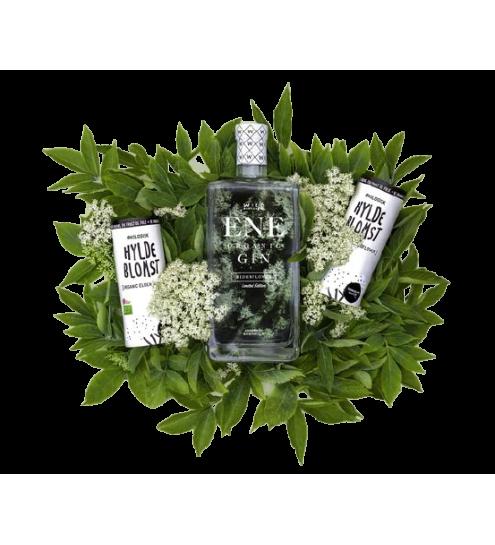 WILD Distillery ENE Organic Gin Elderflower LTE 70 cl 40%
