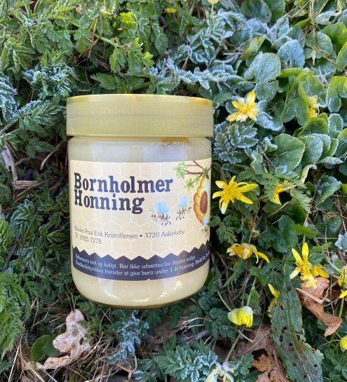 Bornholmer Sommerhøst Honning, 225g.