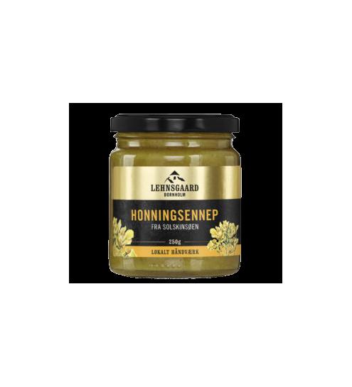 Lehnsgaard Honningsennep 250 gr.