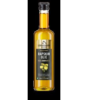 Lehnsgaard Rapskimolie med smørsmag 500 ml.