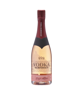 Vodka Bornholm ROSÉ EDITION 70 cl. gaveæske.