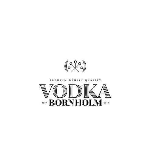 Snaps Bornholm Økologisk Vodka 70cl. 40% i gaveæske