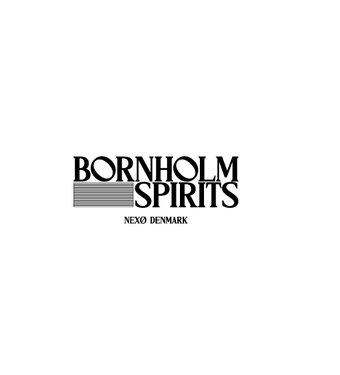 Den Bornholmske Spritfabrik Bitter 38%, 35 cl.